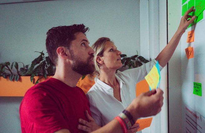 brainstorm, customer journey